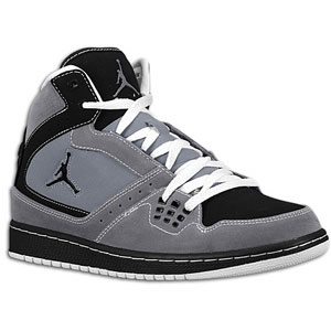 Chaussure Air Jordan 1 Flight Gris
