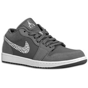 Chaussure Air Jordan 1 Phat gris