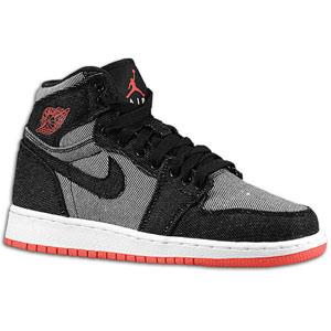 Chaussure Air Jordan I  Retro gris